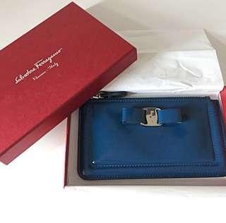 [Brand New]❗️Salvatore Ferragamo Card/KeyChain Wallet