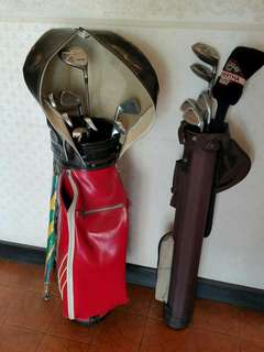 2 Golf Set with Berta #1