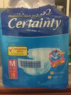 Certainty Adult Dispers (M size)