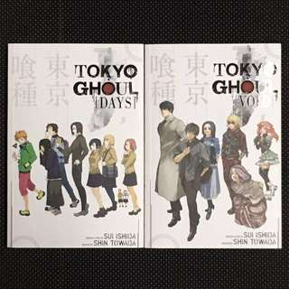 Tokyo Ghoul LN: Days and Void
