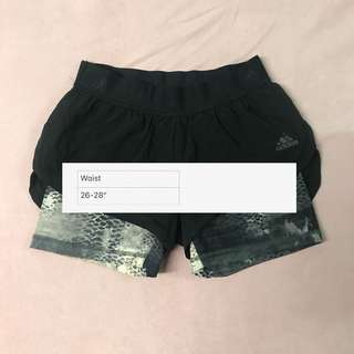 Running shorts - small