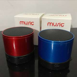 Portable Bluetooth Speaker Wireless Music Player with MIC Support TF Card For Tablet PC Phone Laptop MP3 MP4 S10