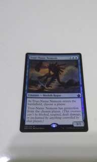 MTG True-name Nemesis Foil