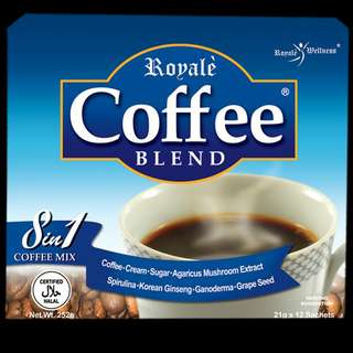 Royale Blend Coffee
