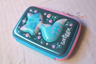 Smiggle - Into The Woods Hardtop Pencil Case