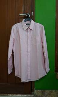The Executive Pink Shirt