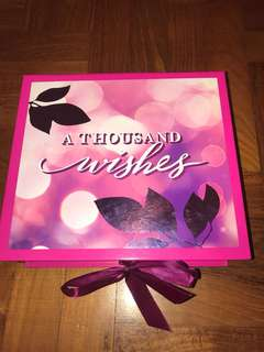 Bath & Body Works A Thousand Wishes