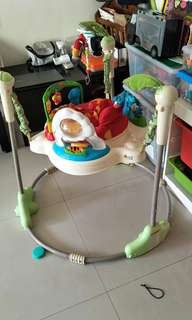 Fisher Price Jumperoo (condition 7.5/10)
