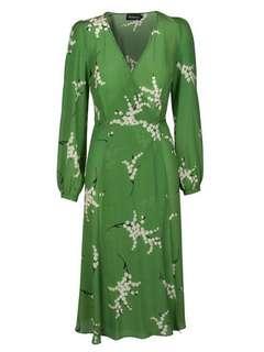Realisation Par Violette Dress Green