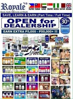 Looking for Independent Distributors