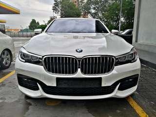 BMW 740li (A) M Sport 2017
