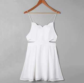 Zaful Cut out summer dress