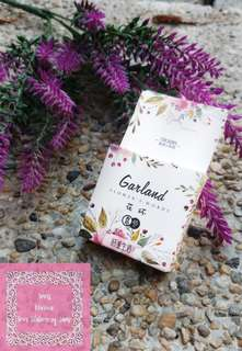45pcs Fresh Flowers Garland Planner Sticker Pack