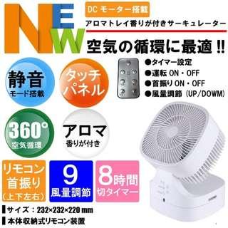 包順豐站,日本,SOUYI,RoomMate,SY077,空氣循環旋風機