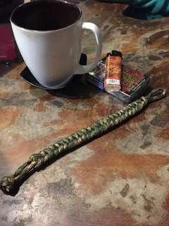 Fishtail gelang paracord (survival bracelet)