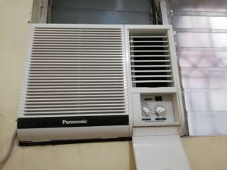 Panasonic Window Type Aircon