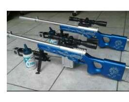 Airsoft Spring type Sniper