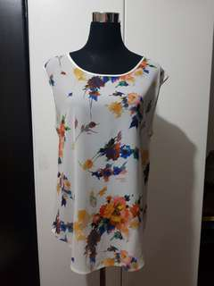 F&F Chiffon Top XL Preloved