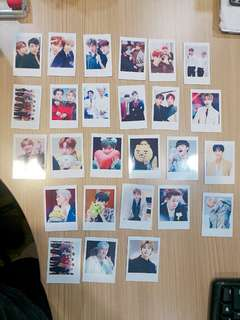 MONSTA X LOMOCARDS
