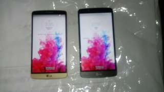 Lg g3 lte A and lg g3 stylus($700 for both)