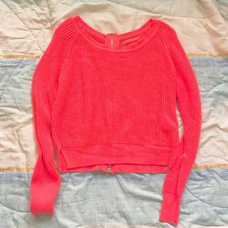 Terranova Neon Sweater