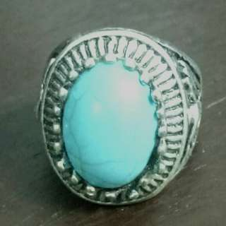 Stone Ring size 18.5
