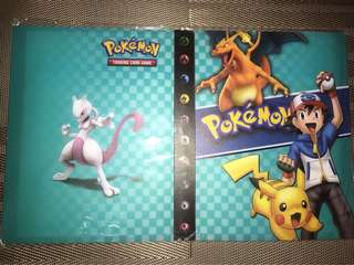 Pokemon  Trade Card Holder