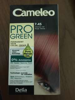 Cameleo Red Hair Color Dye