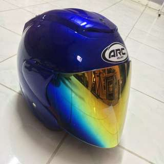 Arc Ritz Helmet blue