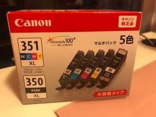 全新canon6色墨盒