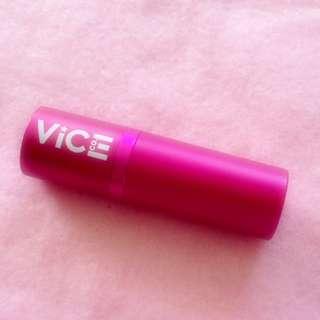 vice cosmetics good vibes matte lipstick in ganderz