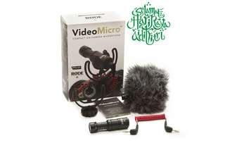 Rode Video Micro ( Raya Sales )