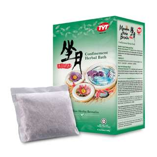 TYT CONFINEMENT HERBAL BATH (8 SACHETS X 40G)