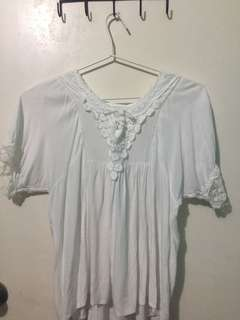 White Bangkok Blouse