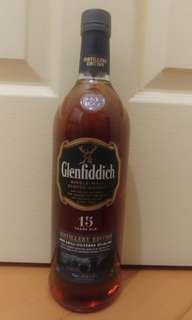 Glenfiddich 15 years whisky