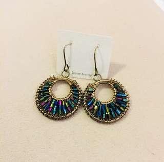 民族風耳環 Earrings