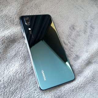 Huawei P20 Midnight Blue 128 GB Factory Unlocked Dual SIM