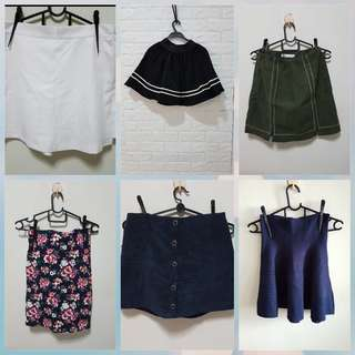 Everything Must Go skirt