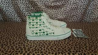 Vans Sk8hi X Greg Galinsky Rare Sneaker Second Bekas import