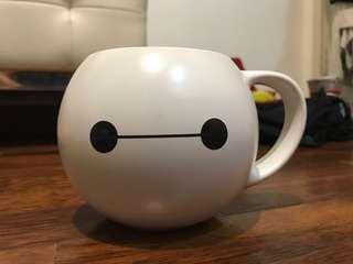 Baymax mug Hong Kong Disneyland