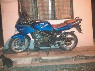 Kawasaki rr150 rr 150