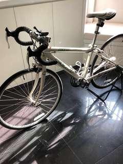 White Fuji Youth Road Bike