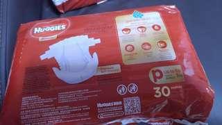 HUGGIES Diapers Psize 早產嬰兒專用尿片