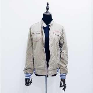🚚 專櫃品牌Pilochi Moyoko 莫優子 外套 棒球外套 短版外套