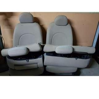 Seat Passo For Myvi
