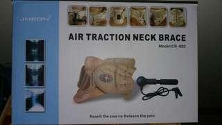 頸部氣壓牽引器