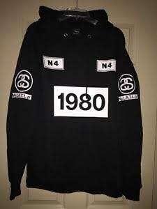 Stussy 1980 hoodie