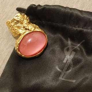 YSL Arty Ring (Size 5)