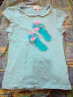 Jona michelle stripe top for her
