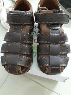 Sandal size